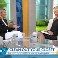 Channel 9: Mornings: De-tox Your Wardrobe