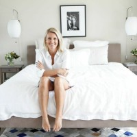 Interiors: Bedroom: The Art of Dressing a Bed