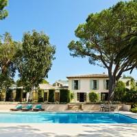 Tour Giorgio Armani's Saint-Tropez Getaway