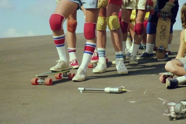 Team Line Up, 1970s © Hugh Holland co Blender Gallery