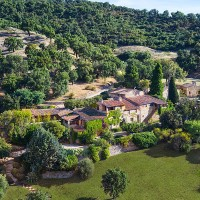 Johnny Depp's 37-­acre estate in the South of France is up for sale … for  $25.8 million
