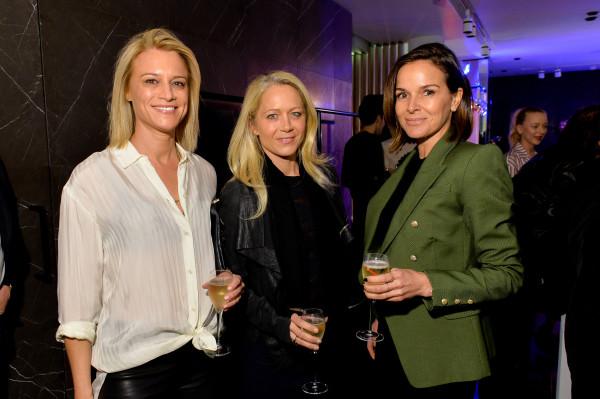 IRO store launch - Kate Stanway, Lizzie Barbaczy, Jo Mooney  - Photo Ken Butti(0077)