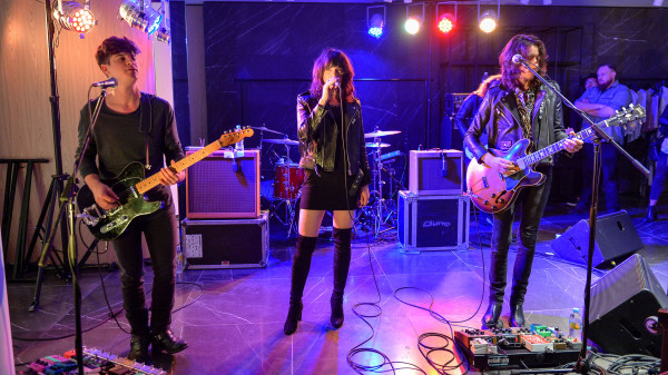 IRO store launch - The Preatures performance - Photo- Ken Butti(0005)
