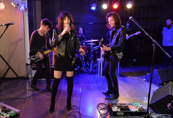 IRO store launch - The Preatures performance - Photo- Ken Butti(0021)