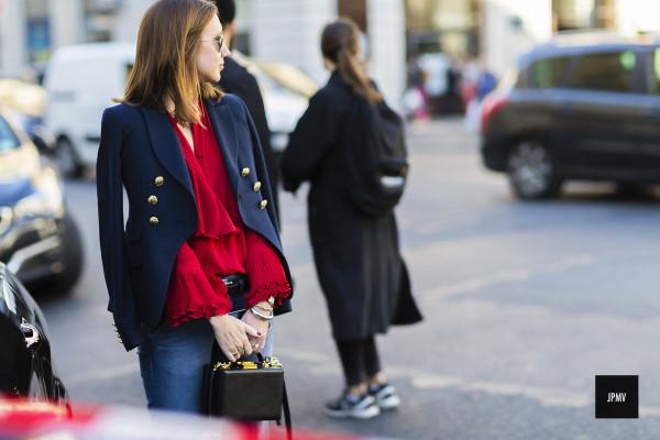 Paris Fashion Week SS16, Day 2