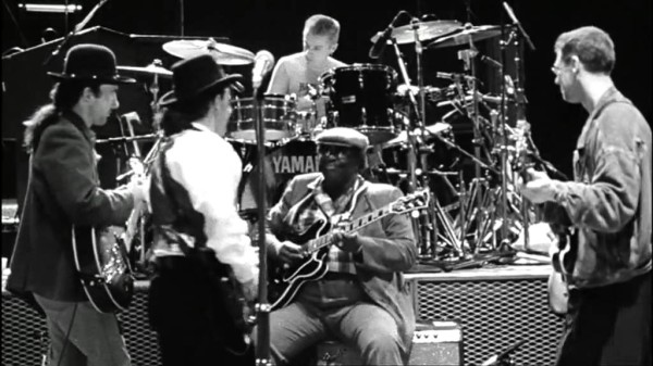 Music Monday: U2, B.B. King: When Love Comes To Town