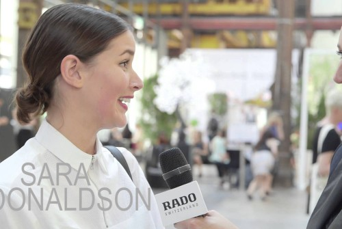 VIDEO: RADO X Yellow Button MBFWA15 Style Report