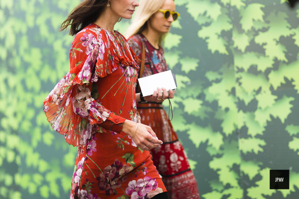 London Fashion Week SS16, Day 3